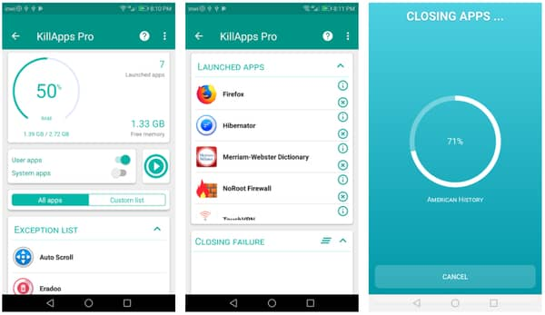 Best App Killers for Android 2