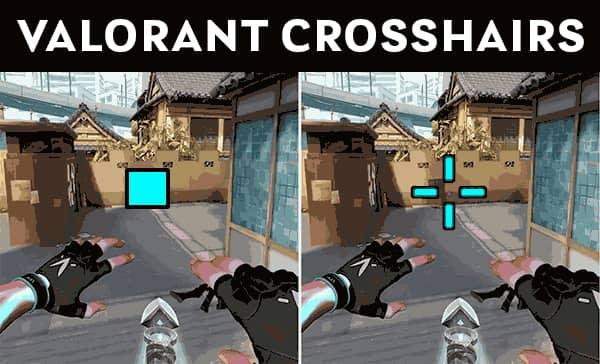 Best Valorant Crosshairs