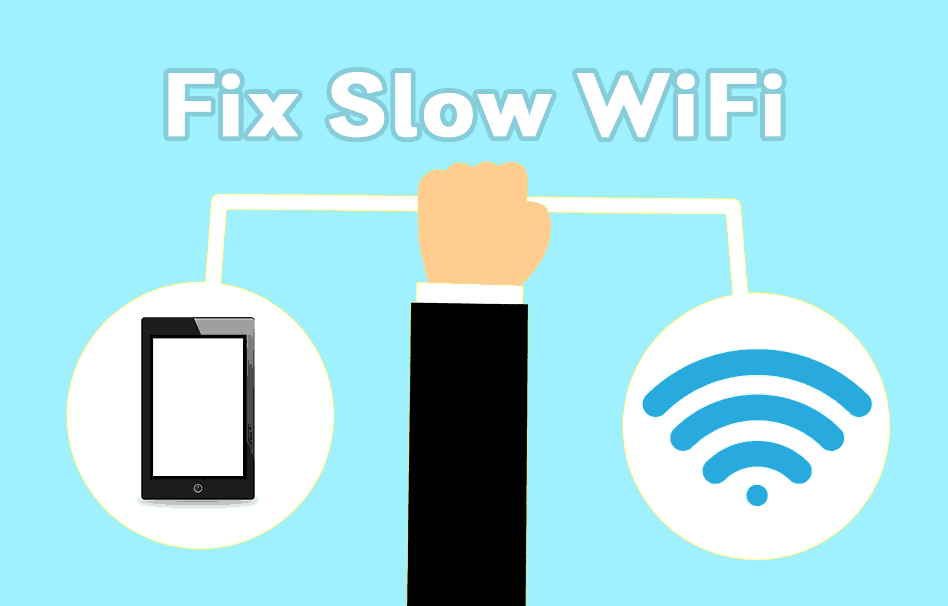 fix slow wifi