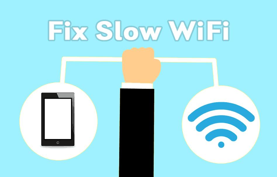 fix slow wifi