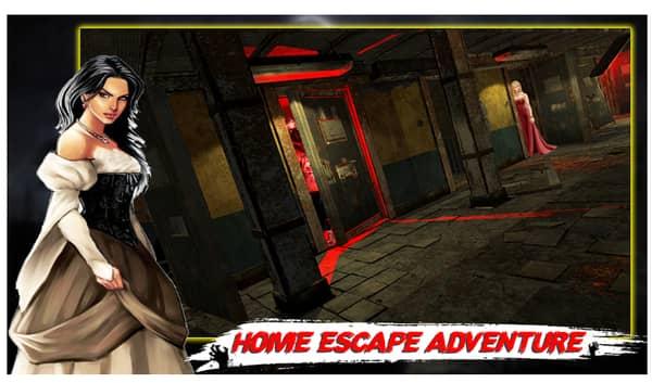 Adventure Escape game
