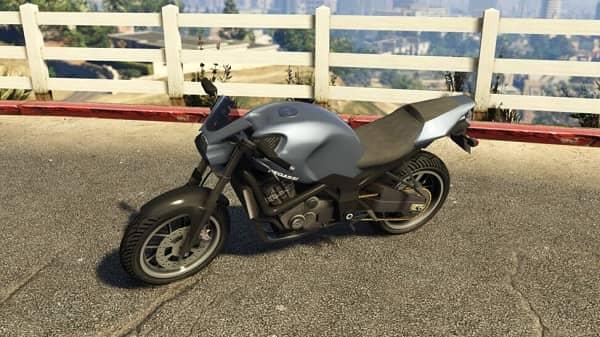 Pegassi Ruffian - Fast sports motorcycle in GTA 5