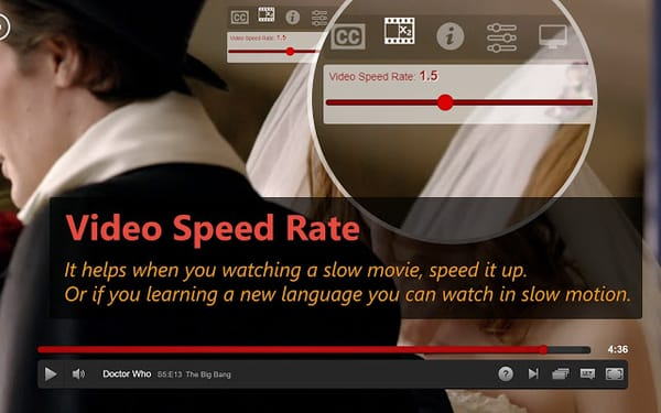 10 Cool Customize Netflix Chrome Extension