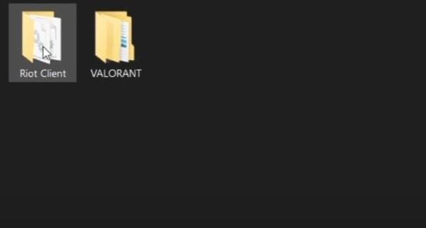 riot games folder