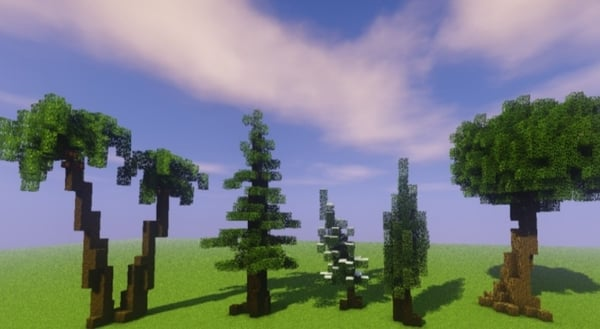 custom trees