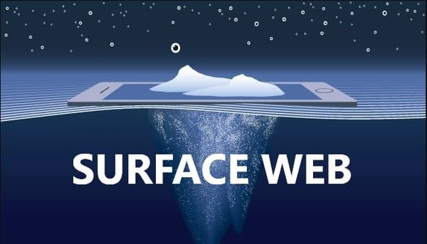 surface web